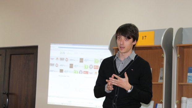 Startup Moldova, prezentat studenților de la USM