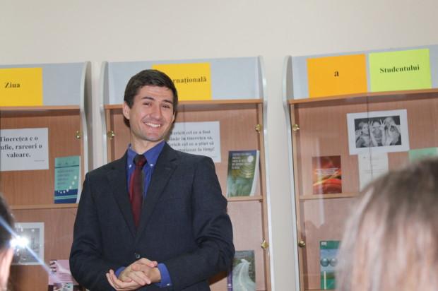 Dumitru, Alianța Studenților USM