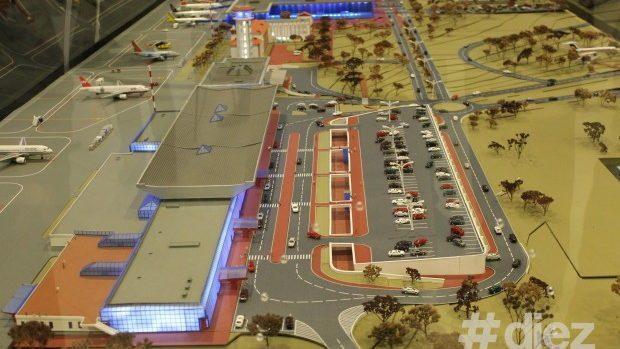 (foto) Cum va arăta Aeroportul Chișinău până în 2030