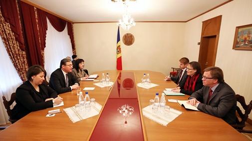Norvegia susține Moldova în cursul său european