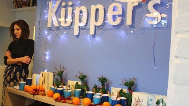 (foto) Târg de Crăciun la Küpper's pentru fanele hainelor autohtone