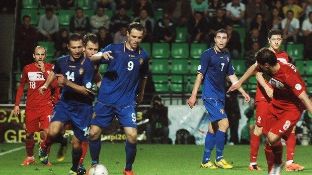 Moldova va juca încă două meciuri amicale cu Polonia și Norvegia