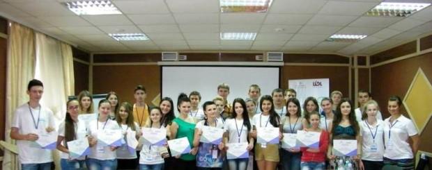 Participantii primei editii ai Academiei New Media_n