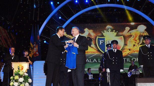 Gala Laureaţilor Fotbalului Moldovenesc 2013