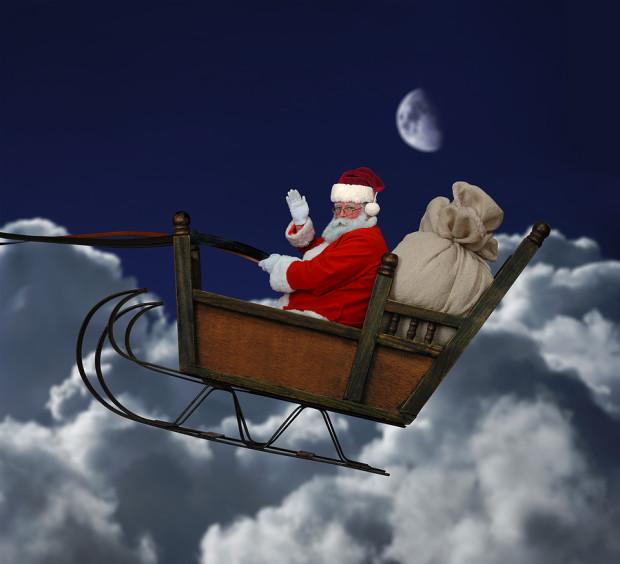 Santa Clause Tracker