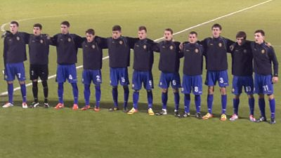 Winter Youth Tournament U-18: Germania 3 – 1 Moldova