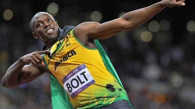 AFP: Sportivul anului 2013 este bineînţeles Usain Bolt