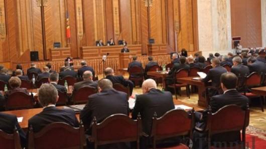 Bugetul Parlamentului pe 2014 va fi de 109,1 milioane lei