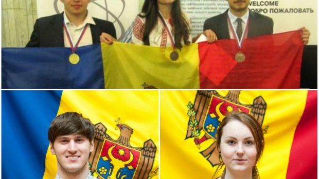 (foto) Tinerii cu care ne mândrim. Ei sunt cei mai buni elevi din țară