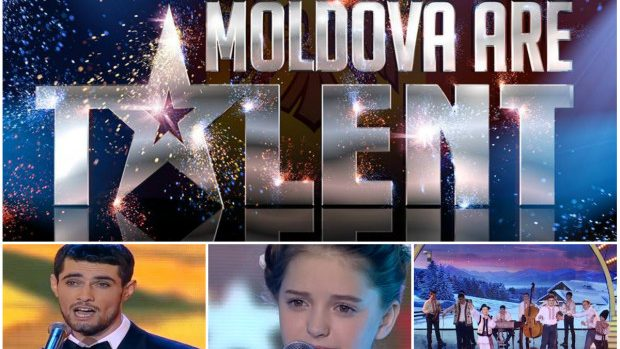 "(video) Evoluțiile celor 12 finaliști de la ""Moldova Are Talent"""