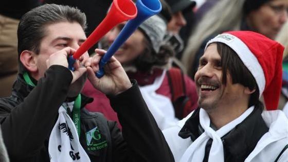 (foto) Un nou val de proteste acoperă Austria
