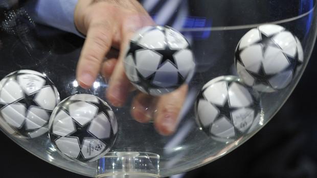 Rezultatele tragerii la sorți a optimilor Ligii Campionilor 2013-14