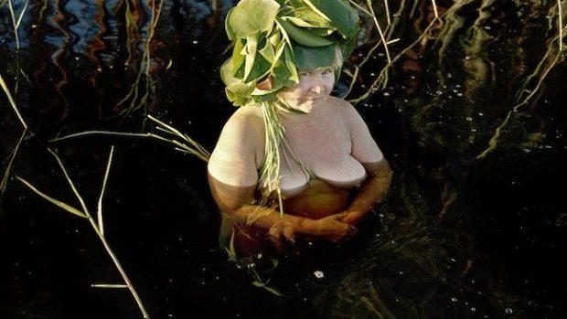 (foto) Bătrâni finlandezi cu lucruri ciudate pe cap