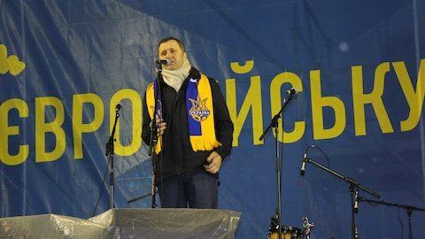 (video) Discursul lui Vlad Filat la EuroMaidan