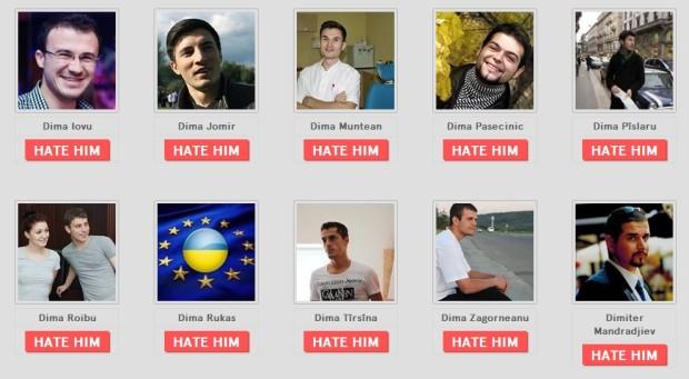 Prieteni pe Facebook pe care poți să-i urăști