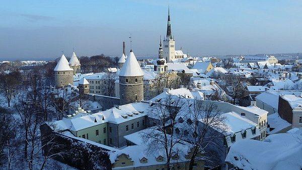 Tallin – orașul simbol al Crăciunului