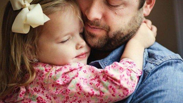 (foto) Un proiect emoționant de adio de la tată și fiică
