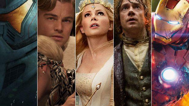 Toate filmele din 2013 într-un trailer