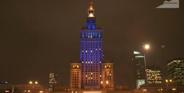 Palatul Culturii și Științei, Varșovia, Polonia PC: glavcom.ua