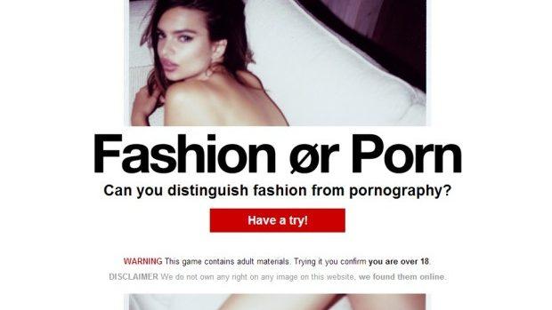 [18+] Test: Poți face diferența între fashion și pornografie?