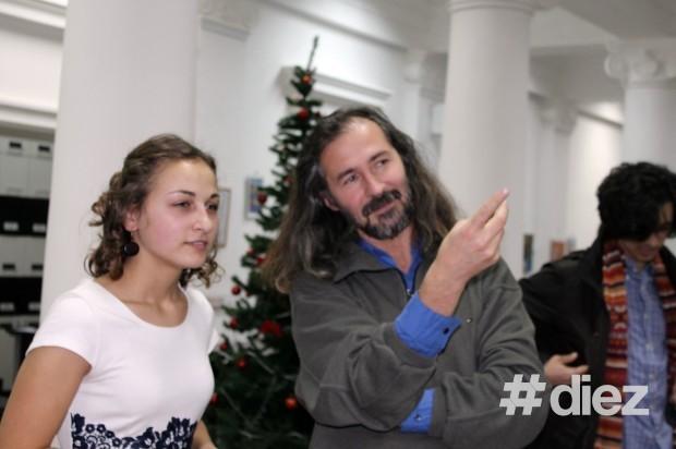 Mihaela Motruc și Emilian Galaicu Păun
