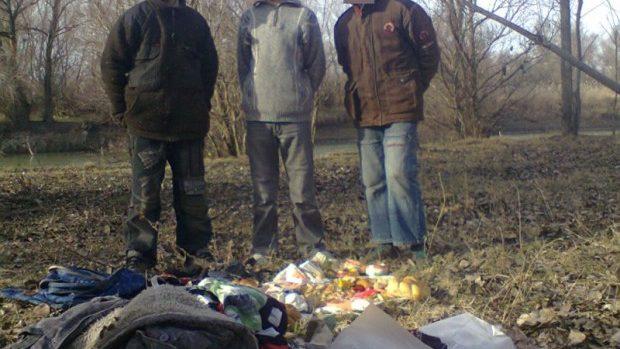 Trei minori au vrut să treacă Prutul pentru a ajunge în Italia