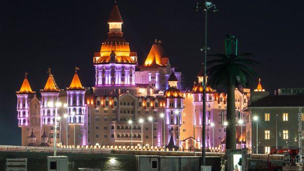 (foto) Cum arată orașul Soci înainte de Olimpiada de Iarnă