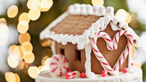 (foto) 10 ornamente comestibile pentru Crăciunul pe rit vechi
