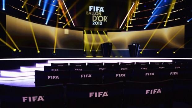 Gala FIFA Ballon d'Or 2013 Live