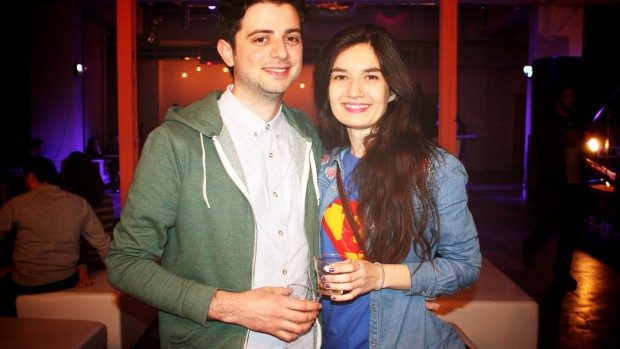(foto) Cei mai frumoși oameni care au fost la petrecerea #diez