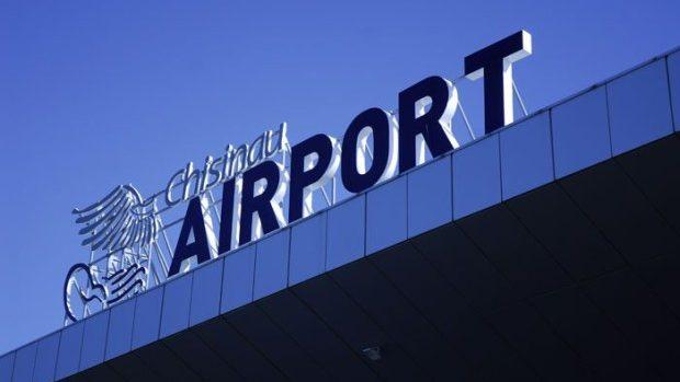 (grafic) Aeroportul Internaţional Chişinău a deservit un număr record de pasageri în 2013