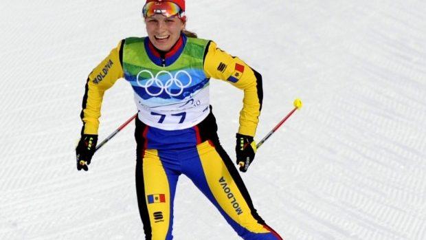 Sportivii moldoveni la JO din Soci 2014: Alexandra Camenşcic