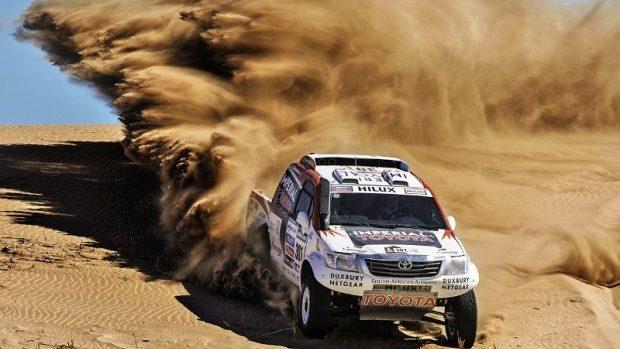 Ce este Raliul Dakar și cine conduce la moment în ediția 2014?