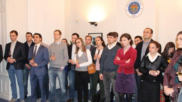 Iurie Leancă s-a întâlnit cu membrii comunității moldovenilor din Olanda