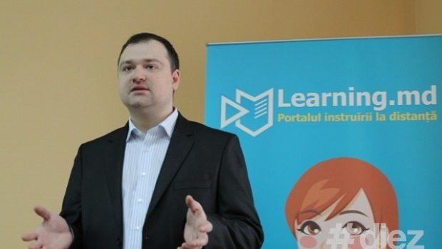 S-a lansat platforma de instruire la distanță – learning.md
