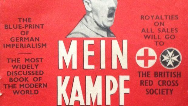 """""""Mein Kampf"""" rămâne numărul unu!"""
