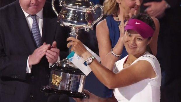 (video) Australian Open: Na Li câștigă al doilea trofeu de Mare Șlem