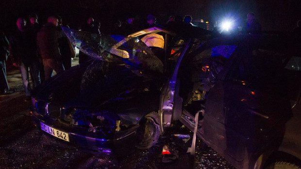 (foto, video) Tragedie în apropierea comunei Vatra: Șapte persoane au murit într-un accident