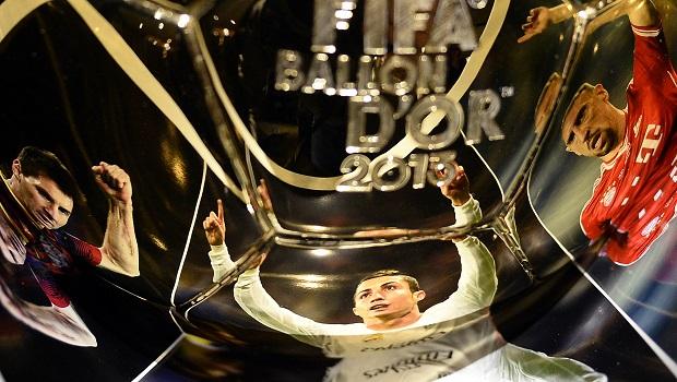 Astăzi va avea loc Gala FIFA Ballon d'Or 2013