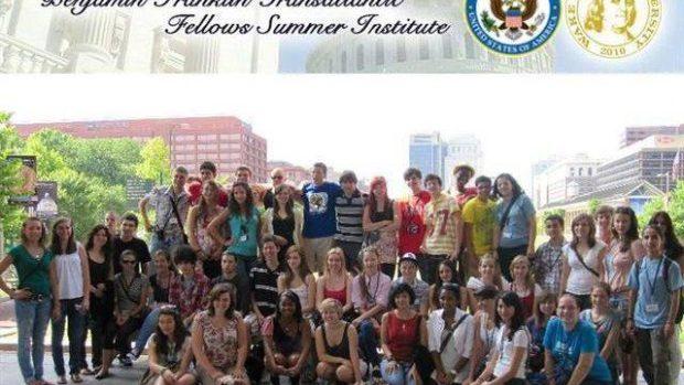 Elevii pot aplica la programul Benjamin Franklin 2014