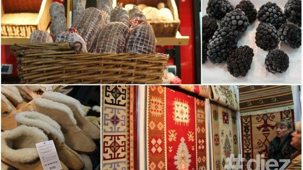 """(foto) Ce poți achiziționa la Expoziția națională """"Fabricat în Moldova"""" din acest an"""