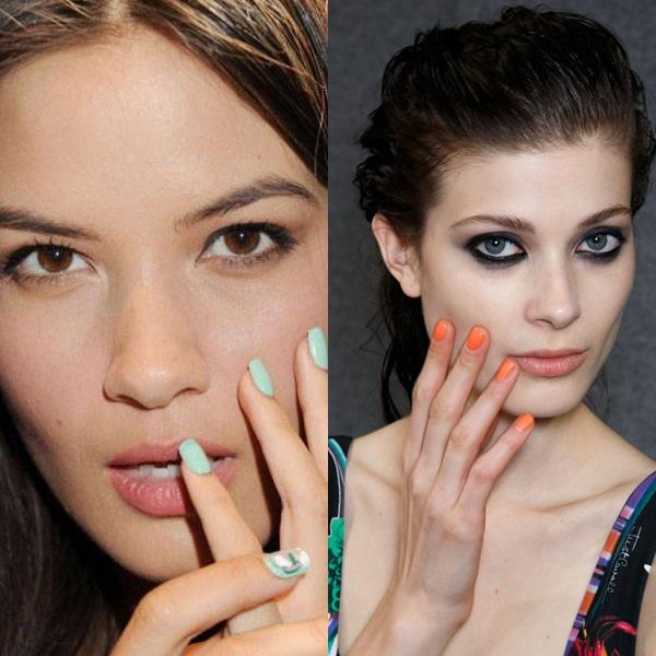 Tendințele anului 2014 - culori pastelate  PC: colaj #diez
