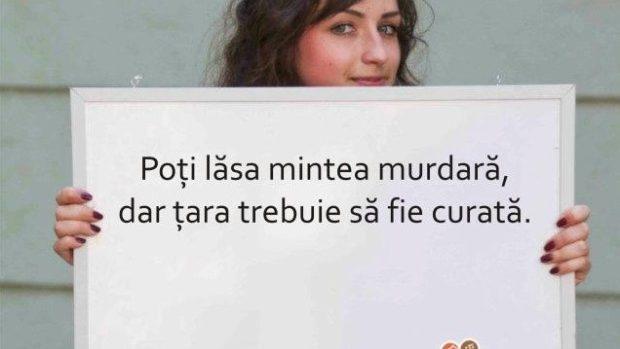 Topul flashmob-urilor de pe Facebook: #4. Curățenia și Hai Moldova
