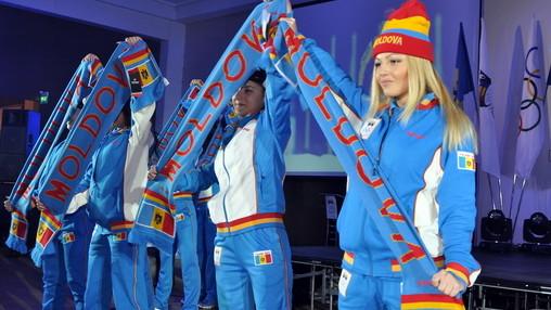(foto) A fost prezentat echipamentul lotului olimpic pentru Jocurile Olimpice de la Soci