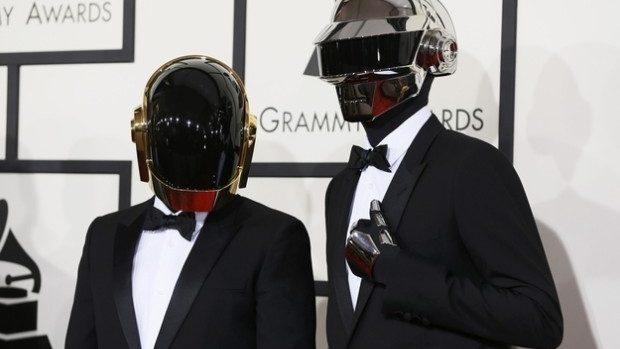 (foto) Cum arată băieții din Daft Punk în realitate