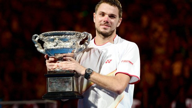 (foto) Toți câștigătorii de la Australian Open 2014