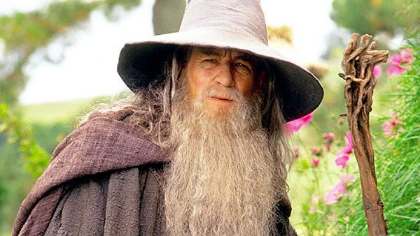 Gandalf și Moș Crăciun au același prototip?