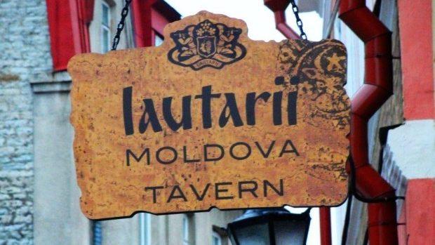 (foto) Dacă treceți prin Estonia, vizitați primul restaurant moldovenesc din Tallinn