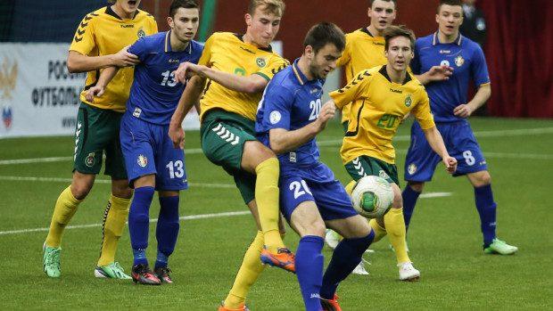 """Naționala U-21 a Moldovei a suferit a 3-a înfrângere la """"Cupa Comunității"""""""