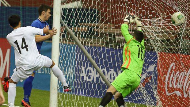(foto) Naționala U-21 a Moldovei a obținut prima victorie la Cupa CSI